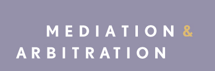Mediation and Arbitration